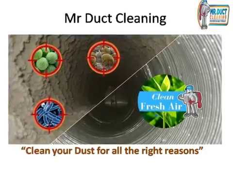 Ducted Heating Cleaning - Mr Duct Cleaning