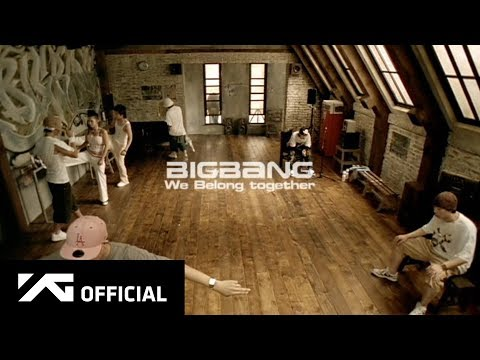 BIGBANG - WE BELONG TOGETHER M/V