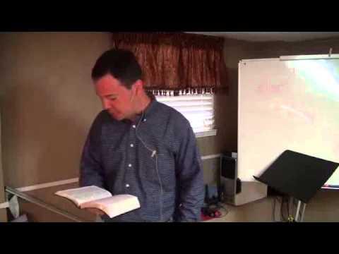 12-1014 - Sermon On The Mount - The Beatitudes Pt.6 - Bob Black