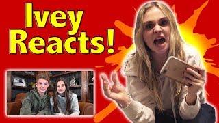 Ivey Reacts: 808s & Motivation by MattyBRaps ft Ava Davis