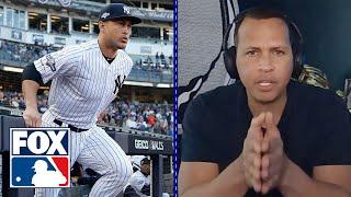 A-Rod: Yankees' World Series chances hinge on Giancarlo Stanton's health | FOX MLB