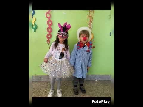 Scuola Infanzia Aldisio - Carnevale 2021
