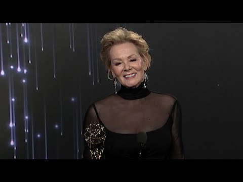 Emmys 2021: Jean Smart (Hacks) -- Full Backstage Interview