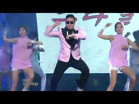 싸이 - 강남 스타일 라이브, 싸이 - 강남 스타일 라이브, 음악 중심 20120901