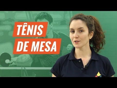 Glossário Olímpico | Tênis de Mesa