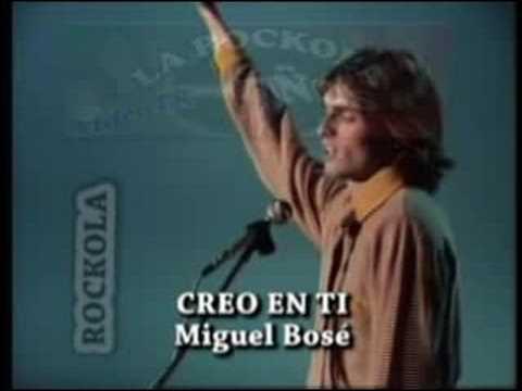 CREO EN TI-Miguel Bose
