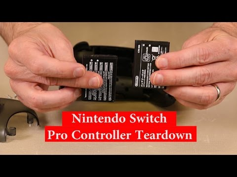 video Nintendo Switch Pro Controller review