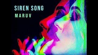 MARUV - Siren Song (Lyric video) Eurovision 2019