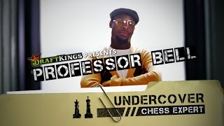 Undercover Chess Pro with Le'Veon Bell