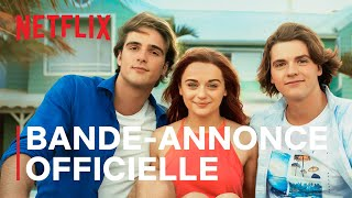 The kissing booth 3 :  bande-annonce VF