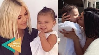 Khloe Having A Meltdown For Baby True's 1st Bday! Kylie FIGHTING With Travis Over Baby Stormi! | DR