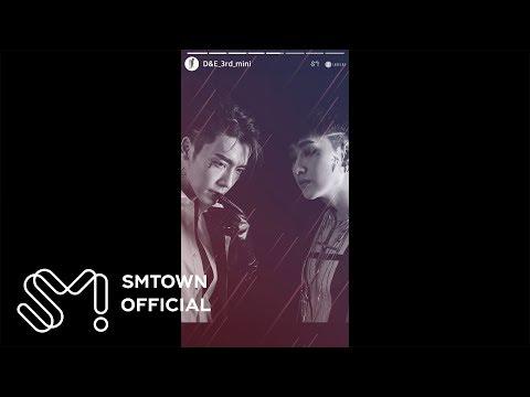 SUPER JUNIOR-D&E 슈퍼주니어-D&E The 3rd Mini Album