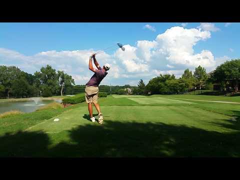 Scottie Scheffler Golf Swing