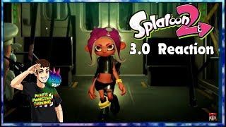 Splatoon 2 3.0 and Octo Expansion Reaction Nintendo Direct 3-8-2018
