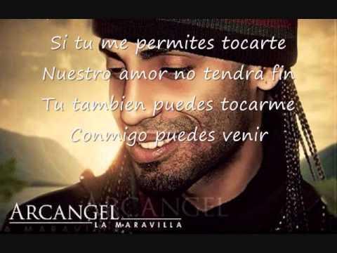 Arcangel-(Me he enamorado de ti)-[Letra]