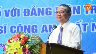 Bí thư Trương Quang Nghĩa đối thoại với Thanh niên