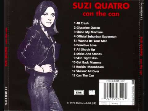 Suzi Quatro - I Wanna Be Your Man (Beatles cover)
