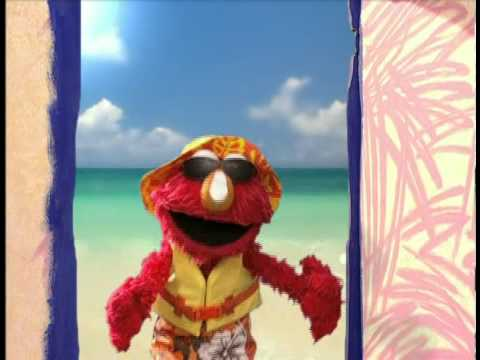 Elmo's World(Eng Dub) - Elmo's Hat Got Lost by a Seagull ...