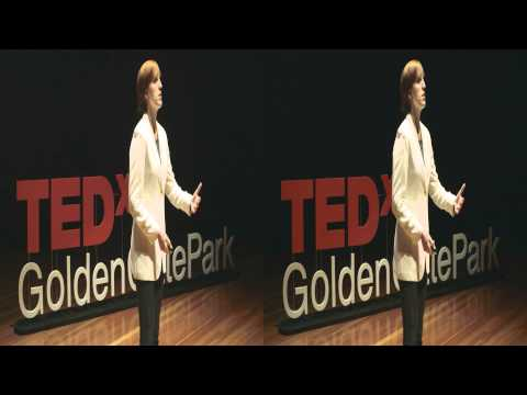 Failure to Find Passion: Cass Phillipps at TEDxGoldenGatePark (3D)