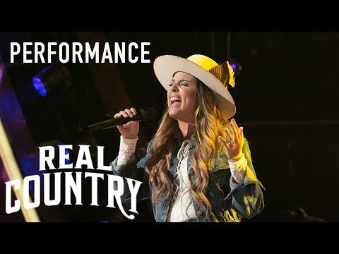 "Real Country | FIRST LOOK - Kylie Frey Performs ""Wide Open Spaces"" 