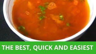 Tomato thili saaru/ rasam recipe