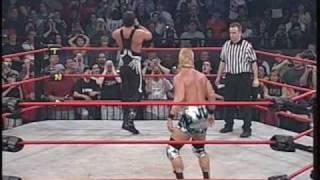 Sting's return to wrestling 2006 part 1