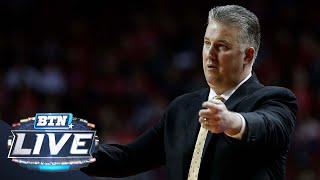 Purdue's Matt Painter Talks B1G Coach Of The Year Honor | 2018-2019 Big Ten Basketball