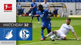 TSG Hoffenheim - FC Schalke 04 | 4-2 | Highlights | Matchday 32 – Bundesliga 2020/21