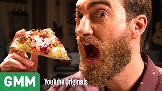 Thanksgiving Pizza Taste Test