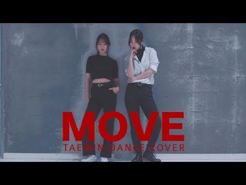 TAEMIN 태민 'MOVE(무브)' | 커버댄스 Dance Cover | DUO VER @MTY