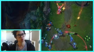 You won't Expect This Caitlyn Play - Best of LoL Streams #531