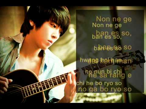 KC1 Lyrics Heartstrings OST   Jung Yong Hwa  You've Fallen for Me  Simple Rom on Screen 058   YouTube