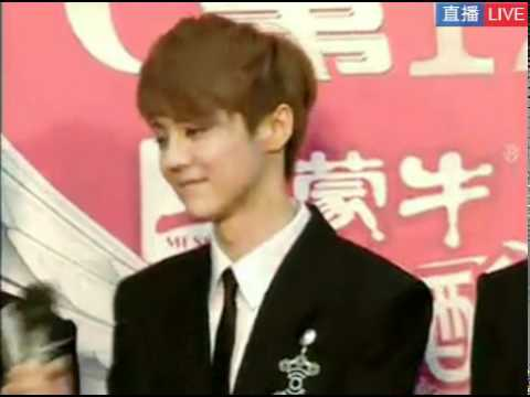 120408 EXO-M Red Carpet
