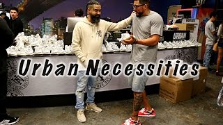 Tried getting yeezys for retail! Trip to Urban Necessities! Nothing but Heat!!! With Jaysse Lopez!