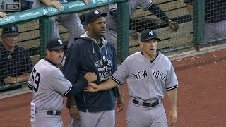 NYY@HOU: CC fired up after A-Rod gets thrown at