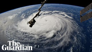 One million told to flee as Hurricane Florence bears down on US coast