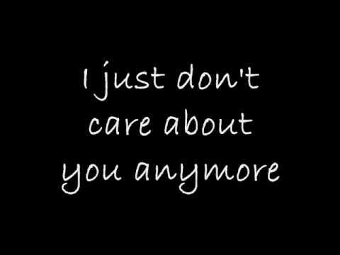 Three Days Grace- Let It Die Lyrics