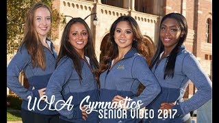 2017 UCLA Gymnastics Senior Video