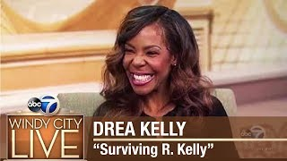 Drea Kelly: R Kelly's ex wife speaks her truth on domestic violence