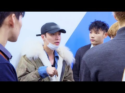 [ENG] 180130 Idol Producer EP3 Preview: Zhang Yixing Personally Demonstrates
