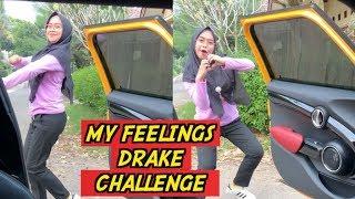 BEHIND THE SCENES MY FEELINGS DRAKE CHALLENGE (KIKI DO YOU LOVE ME)
