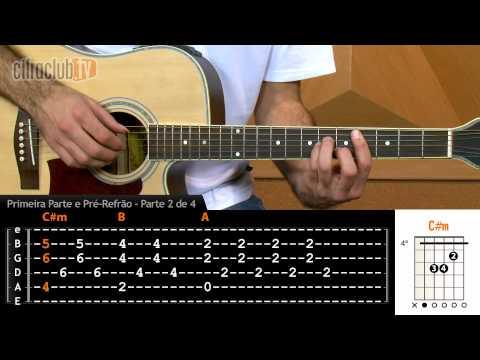 Baixar Talking to the Moon - Bruno Mars (aula de violão completa)