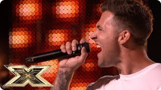 Marc Higgins returns to The X Factor | Auditions Week 1 | The X Factor UK 2018