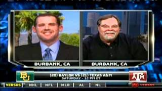 Jay Christensen, Ben Maller, NBC Sports Talk, 10-13-11