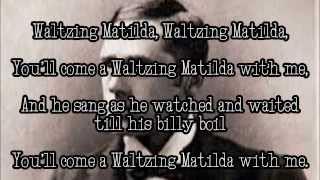 Waltzing Matilda Lyrics