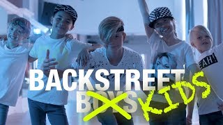 Backstreet Boys: Dance Challenge - Kids Edition
