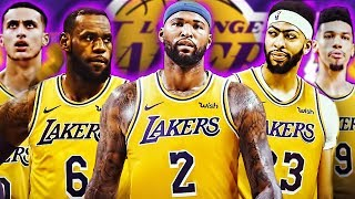 Are The Lakers The BEST Team In the NBA? How GREAT Can This Lakers 'BIG 3' REALLY Be?