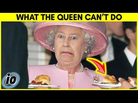 """Одење на љубовен состанок и уште 4 """"обични"""" работи што кралицата Елизабета ги нема направено"""