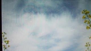 Вы такого еще не видели-редкое и необычное явление. Лицо в небе.