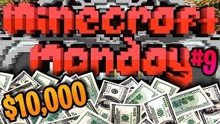 Minecraft Monday $10000 YouTuber Tournament #9